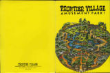 Promotional Folder Frontier Village Amusement Park