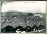 Refugee camp for survivors of San Francisco earthquake and fire of 1906